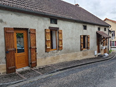 TEXT_PHOTO 13 - maison de village