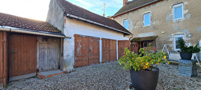 TEXT_PHOTO 0 - Maison de ville Varennes sur allier
